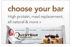 High protein, meal replacement, all natural & more