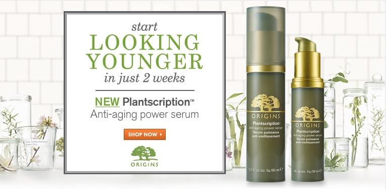 Origins Plantscripton Anti-Aging Power Serum