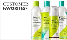 DevaCurl Customer Favorites