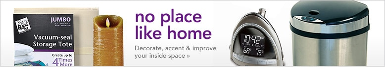 decorate, accent and improve your inside space
