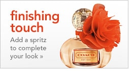 add a spritz to complete your look