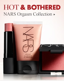 NARS Orgasm family of products