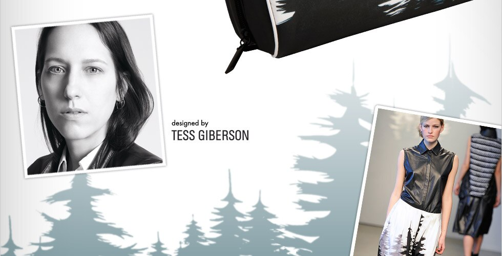 GWP: Beauty.com And Designer Tess Giberson Collaborate On Limited Edition Winter Forest Bag With 13 Prestige Cosmetics Samples