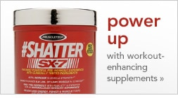 power up with workout-enhancing supplements