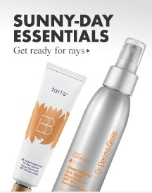 Sunny Day Essentials-Get Ready for Rays
