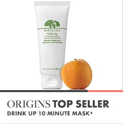 Origins Top Seller | Drink Up 10 Minute Mask