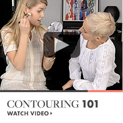 Learn how to contour with Romy's video tutorial
