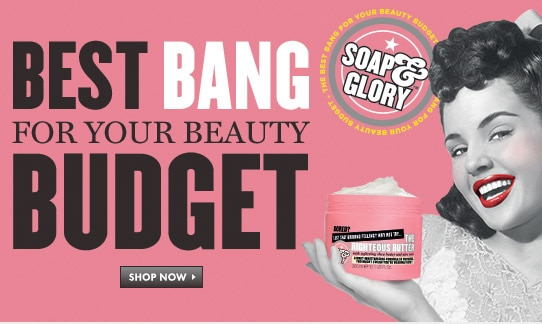 Soap & Glory Butter Collection