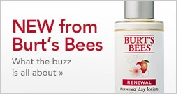 new from Burt's Bees