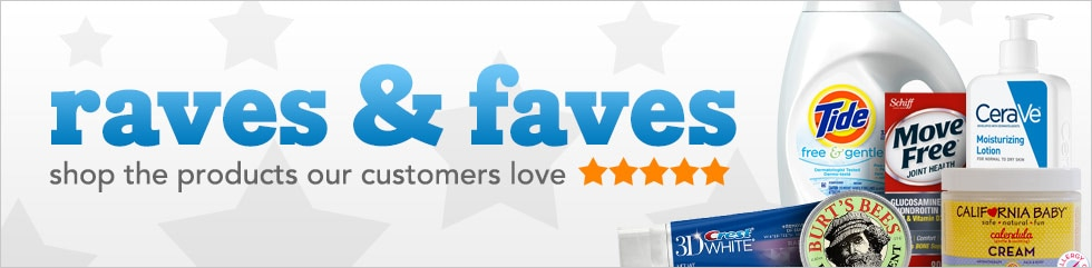 raves and faves, shop the products our customers love