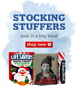 Stocking stufers | tuck in a tiny treat, shop now