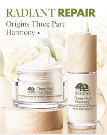see Origins Three Part Harmony products