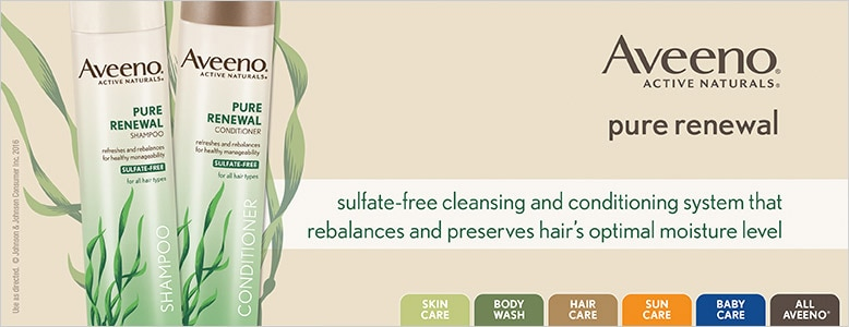 Shop for Aveeno hair care products