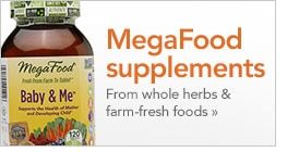 MegaFood supplements | from whole herbs & farm-fresh foods