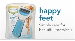 happy feet | simple care for beautiful tootsies