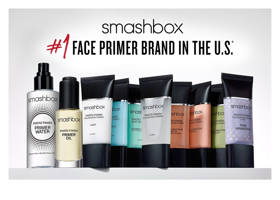 Smashbox | Number 1 Face Primer Brand in the U.S.