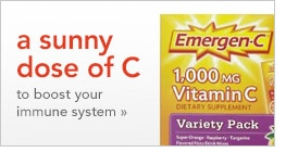 a sunny dose of C to boost your immune system