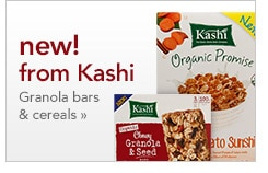 New! from Kashi | Granola bars & cereals