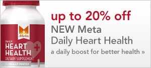 Meta Daily Heart Health, with clinical benefits | a daily boost for better health