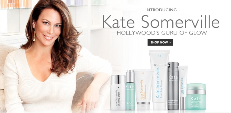 Introducing Kate Somerville