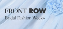 FrontRow Bridal Fashion Week at Beauty.com
