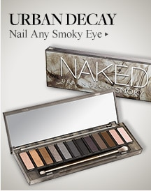 Nail Any Smoky Eye with this Urban Decay palette