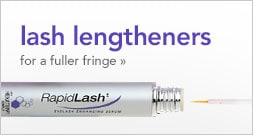 lash lengtheners for a fuller fringe
