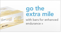 go the extra mile with bars for enhanced endurance