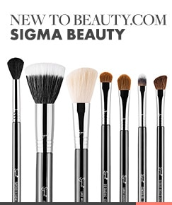 New to Beauty.com | Sigma