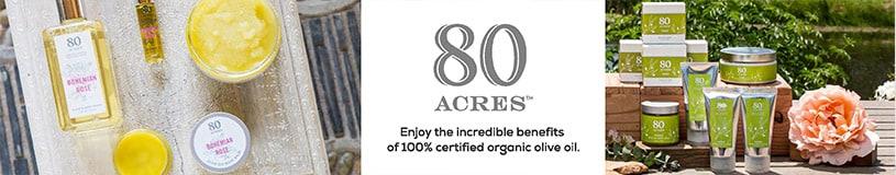 80 Acres skin care