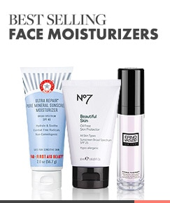 Best Selling Face Moisturizers