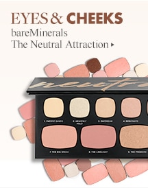 shop for bareMinerals Neutral Attraction Palette