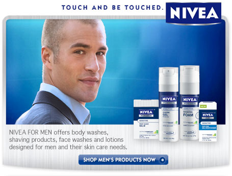Nivea Skin Care for Men