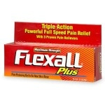 Flexall Plus Maximum Strength Pain Relieving Gel- 4 oz