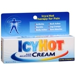 Icy Hot Extra Strength, Pain Relieving Cream