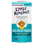 Little Tummys Gas Relief Drops, Natural Berry Flavor, 100 Doses