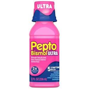 Pepto-Bismol Maximum Strength Liquid- 8 fl oz