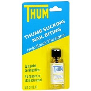 Thumb Sucking Nail Biting Treatment- .2 fl oz