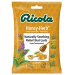 Ricola Natural Herb Cough Drops, Honey Herb