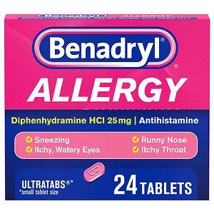 which benadryl pills get you high