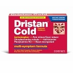 Dristan Multi-Symptom Nasal Decongestant, Coated Tablets