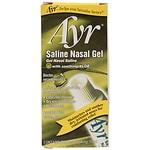 Ayr Saline Nasal Gel with Soothing Aloe- .5 oz