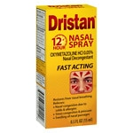 Dristan 12-hr Decongestant Nasal Spray- .5 fl oz
