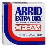 Arrid Cream Anti-Perspirant & Deodorant, Extra Dry, Original