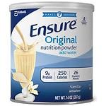 Ensure Nutrition Shake, Powdered, Vanilla- 14 oz