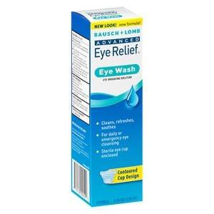 Advanced Eye Relief Eye Wash- 4 fl oz