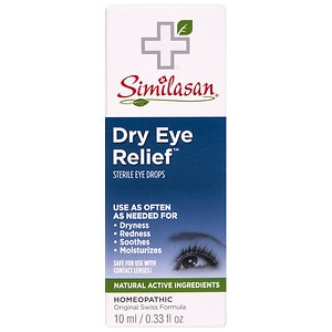 Similasan Dry Eye Relief Eye Drops, .33 fl oz