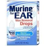 Murine Ear Drops- .5 fl oz