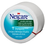 Nexcare First Aid Tape, Durapore Cloth, 2 in. x 360 in.