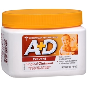 A+D Original Ointment, Diaper Rash and All-Purpose Skincare Formula
